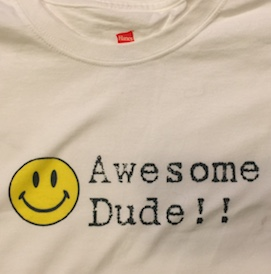Awesome Dude Adult XL
