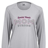 Special Needs Mom Strong 1 Long Sleeve