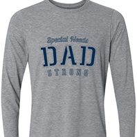 Special Needs Dad Long Sleeve 1
